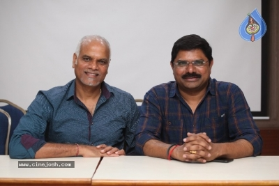 Dorasani Movie Producers Interview - 7 of 21