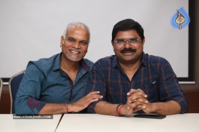 Dorasani Movie Producers Interview - 10 of 21