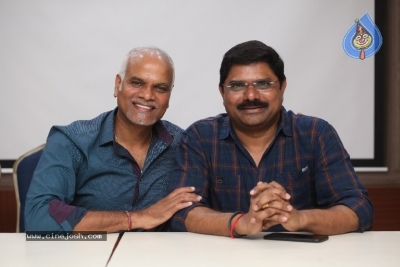 Dorasani Movie Producers Interview - 12 of 21