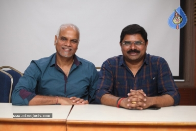 Dorasani Movie Producers Interview - 20 of 21