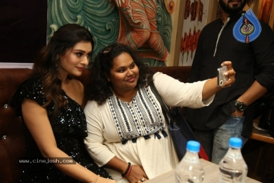 Girl Friend Arabian Mandi Restaurant Launch by Payal Rajput - 1 of 31