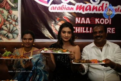 Girl Friend Arabian Mandi Restaurant Launch by Payal Rajput - 3 of 31