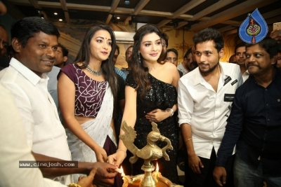 Girl Friend Arabian Mandi Restaurant Launch by Payal Rajput - 5 of 31