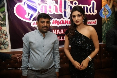 Girl Friend Arabian Mandi Restaurant Launch by Payal Rajput - 10 of 31