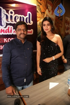 Girl Friend Arabian Mandi Restaurant Launch by Payal Rajput - 12 of 31