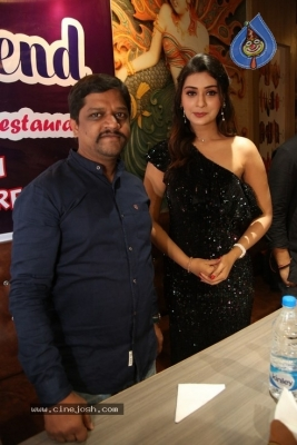 Girl Friend Arabian Mandi Restaurant Launch by Payal Rajput - 15 of 31