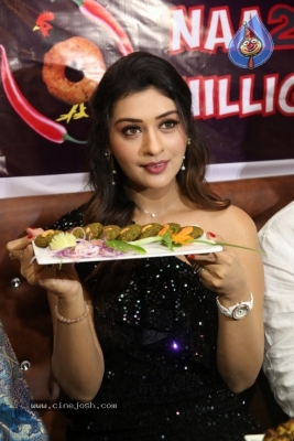 Girl Friend Arabian Mandi Restaurant Launch by Payal Rajput - 19 of 31