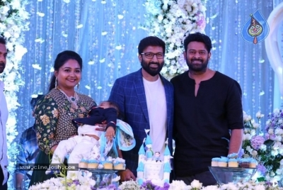 Gopichand Son Birthday Celebration Photos - 2 of 14