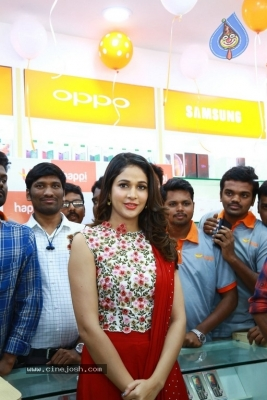 Happi Mobiles Grand Store Launched By Actress Lavanya Tripathi - 2 of 20