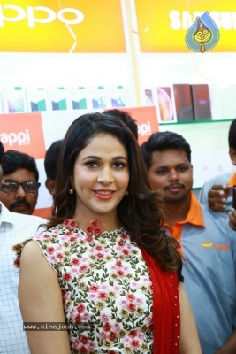 Happi Mobiles Grand Store Launched By Actress Lavanya Tripathi - 11 of 20