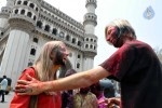 Holi Celebrations at Hyderabad - 13 of 73