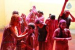 Holi Celebrations at Hyderabad - 17 of 73