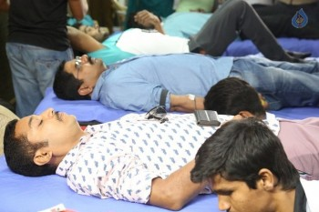 Hyderabad Talwars Blood Donation Camp Photos - 4 of 32