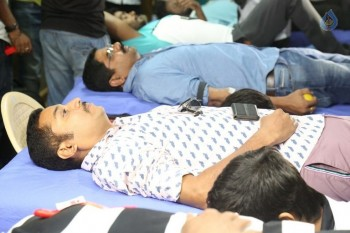 Hyderabad Talwars Blood Donation Camp Photos - 13 of 32