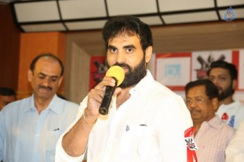 Hyderabad Talwars Blood Donation Camp Photos - 14 of 32