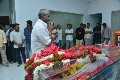 Kodi Ramakrishna Condolences Photos - 1 of 70
