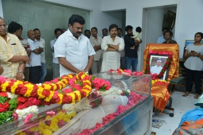 Kodi Ramakrishna Condolences Photos - 3 of 70