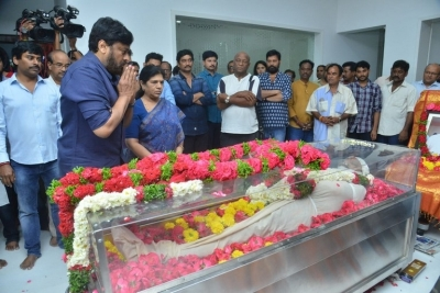 Kodi Ramakrishna Condolences Photos - 9 of 70
