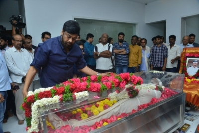 Kodi Ramakrishna Condolences Photos - 10 of 70