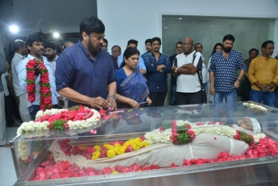 Kodi Ramakrishna Condolences Photos - 19 of 70