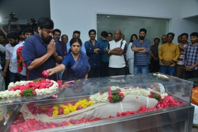 Kodi Ramakrishna Condolences Photos - 20 of 70