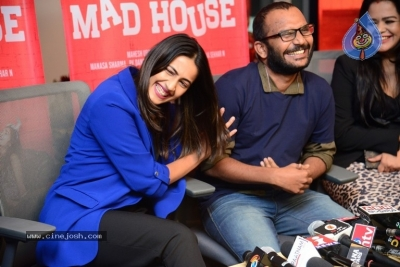 Madhouse Web Series Press Meet - 4 of 8
