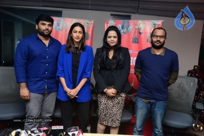 Madhouse Web Series Press Meet - 7 of 8