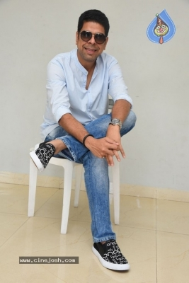 Murali Sharma Interview Photos - 9 of 15