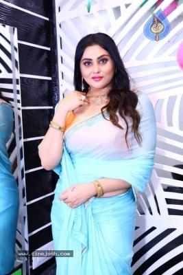 Namitha Launches Green Trends Salon - 9 of 17