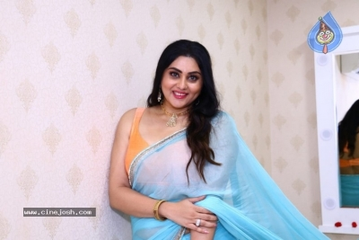 Namitha Launches Green Trends Salon - 14 of 17