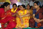 NTR and Political Leaders at Chandrababu Indefinite Fast - 2 of 74