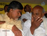 NTR and Political Leaders at Chandrababu Indefinite Fast - 6 of 74