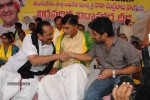 NTR and Political Leaders at Chandrababu Indefinite Fast - 8 of 74