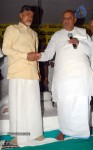 NTR and Political Leaders at Chandrababu Indefinite Fast - 11 of 74