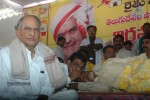 NTR and Political Leaders at Chandrababu Indefinite Fast - 14 of 74