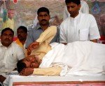 NTR and Political Leaders at Chandrababu Indefinite Fast - 16 of 74