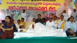 NTR and Political Leaders at Chandrababu Indefinite Fast - 18 of 74