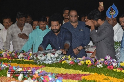 NTR Family Members at NTR Ghat - 1 of 39