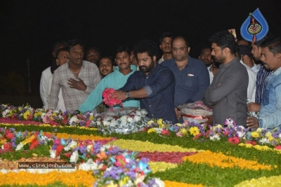NTR Family Members at NTR Ghat - 19 of 39