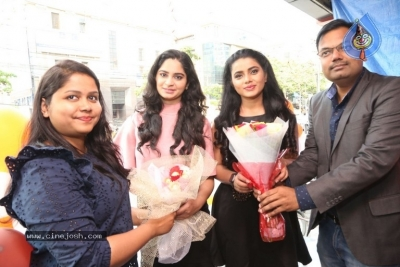 Purvi Thakkar and Sumaya Choco Launched The Chocolate Room - 3 of 18