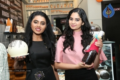 Purvi Thakkar and Sumaya Choco Launched The Chocolate Room - 5 of 18