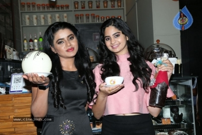 Purvi Thakkar and Sumaya Choco Launched The Chocolate Room - 8 of 18