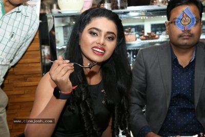 Purvi Thakkar and Sumaya Choco Launched The Chocolate Room - 9 of 18
