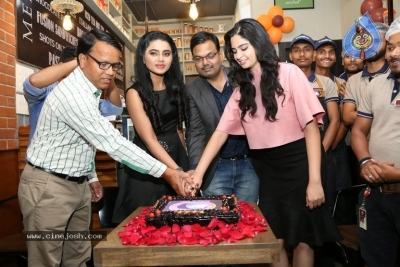 Purvi Thakkar and Sumaya Choco Launched The Chocolate Room - 10 of 18
