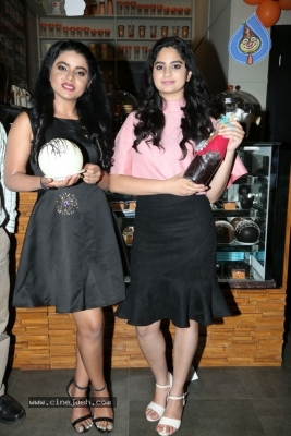 Purvi Thakkar and Sumaya Choco Launched The Chocolate Room - 12 of 18
