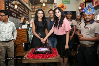 Purvi Thakkar and Sumaya Choco Launched The Chocolate Room - 13 of 18