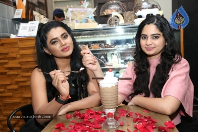 Purvi Thakkar and Sumaya Choco Launched The Chocolate Room - 17 of 18