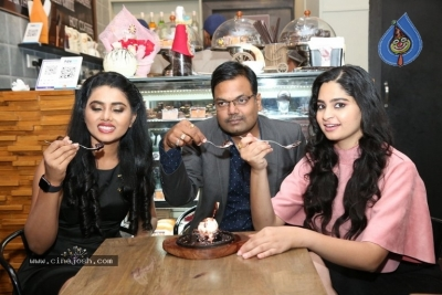 Purvi Thakkar and Sumaya Choco Launched The Chocolate Room - 18 of 18