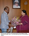 Rajinikanth meets CM Jayalalitha - 8 of 14