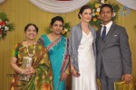 Reporter Anupama Subramanian Son Wedding Reception  - 93 of 107